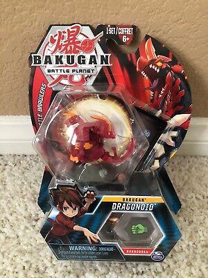 Bakugan Red DRAGONOID Battle Planet Battle Brawlers Bakugan Pack