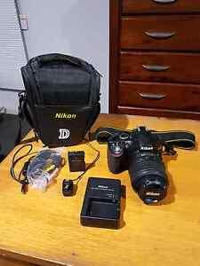 Nikon D3200 Austins Ferry Glenorchy Area Preview