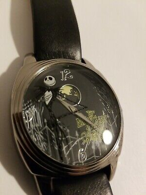 RARE Disney Nightmare Before Christmas Watch