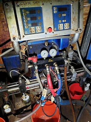 Used Spray Foam Insulation Rig - Graco H25 Ipm Pumps And Additional Items