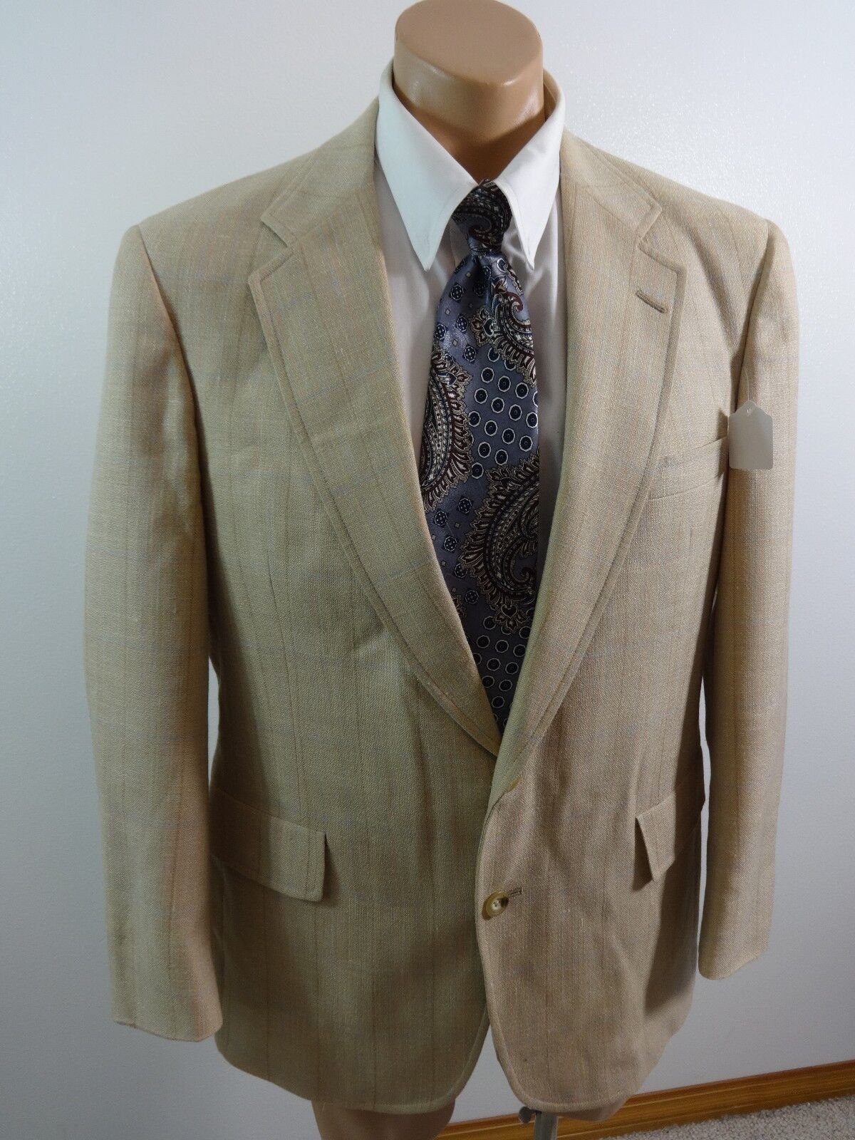 Austin Reed Tan Plaid Sportcoat Latest rg5DupNgcy
