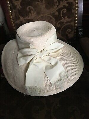 - eric javits straw hat