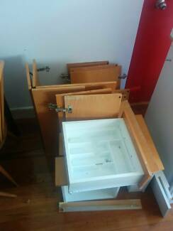 Kitchen cupboard units, spare parts Woollahra Eastern Suburbs Preview