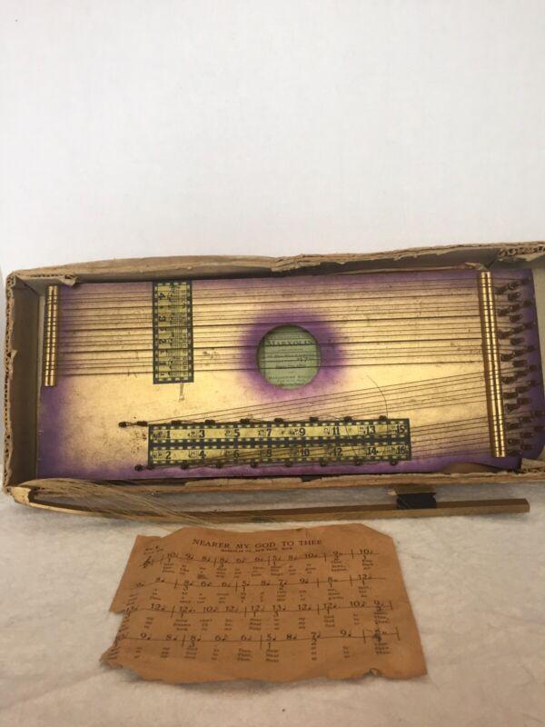 Marxolin Violin-Uke Antique Stringed Instrument