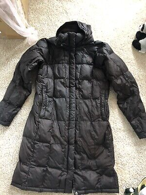 The North Face Women's Brown Parka Coat Size M