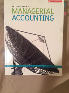 NSCC Managerial Accounting Textbook