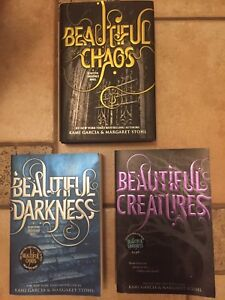 Beautiful Creatures series by Kami Garcia & Margaret Stohl