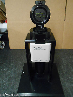 Millipore Microstar Rmds Rapid Microbiology Detection System Tower Ccd Module