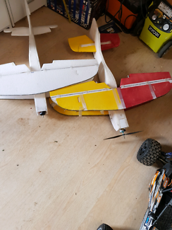 Rc planes and parts