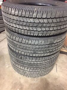 Lt265/70/r18 Goodyear Sra  e rated new