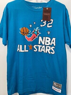 NBA1996 All Star Game O'Neal Jersey Shirt (L) + Cubs Spring Training Hat (7-5/8)