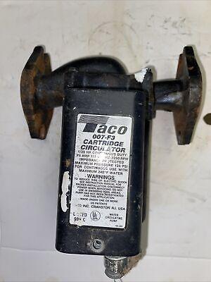 Taco 007-f3 Flange Cast Irin Circulator Pump