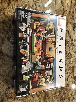 LEGO FRIENDS CENTRAL PERK Set# 21319 LIMITED NEW SEALED