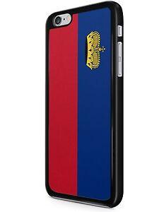 NAZIONE-BANDIERA-iPhone-6-7-CUSTODIA-COVER-Liechtenstein