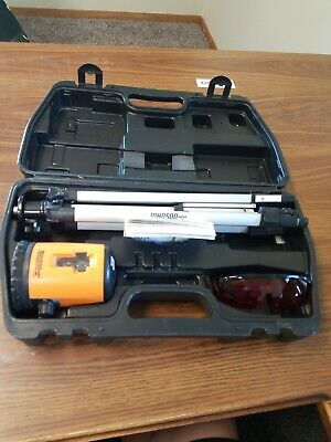 Cross-line Laser Level Self-leveling With Batteries Case And Tripod