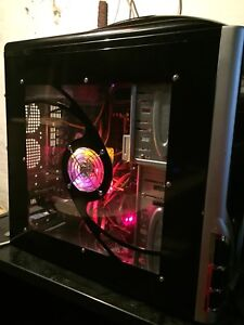 Work/Light Gaming PC