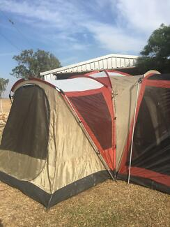 New 12 X 9 Time Outdoors Canvas Cing Tent Oztrail & Oztrail Elite Villa Dome Tent Reviews - Best Tent 2018