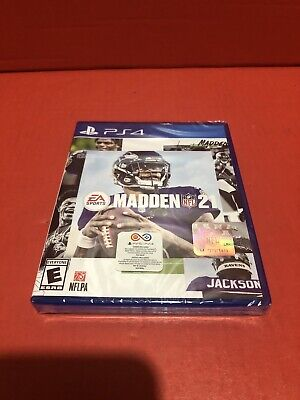 Madden NFL 21 EA Sports (Sony PlayStation 4 PS4) BRAND NEW FACTORY SEALED