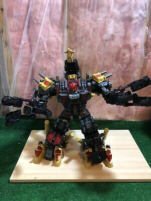 MAKETOYS DEVIL STINGER THIRD PARTY TRANSFORMERS BLACK ZARAK US SELLER SCORPONOK