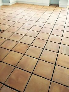 Terracotta tiles Hillwood George Town Area Preview