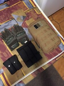 Paintball/airsoft gear (need gone ASAP)
