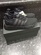BRAND NEW NMD TRIPLE BLACK SIZE US 8.5 Adelaide CBD Adelaide City Preview