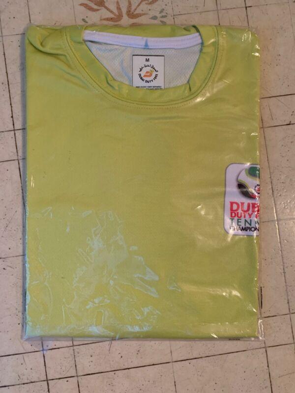 BRAND NEW Dubai Duty Free Limited Edition Tennis Shirt Size: Medium