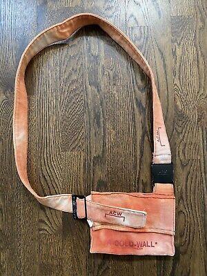 A cold wall Crossbody Bag