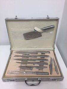 Salzburg 9 Piece Professional Knife Set - New Woombye Maroochydore Area Preview
