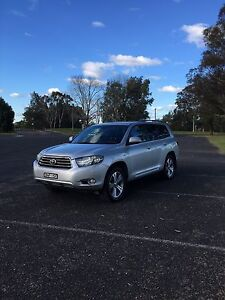2007 Toyota Kluger KX-S - 7 seats - Leather -  MUST SELL THIS WEEK! Richmond Hawkesbury Area Preview