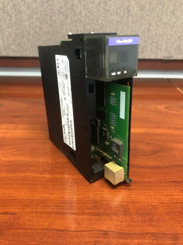 Allen Bradley Ethernet Communications Bridge 1756-ENBT Series A