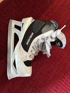 Youth Bauer goal skate