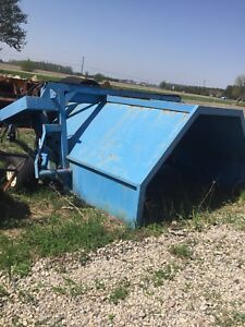 Topsoil manure composter