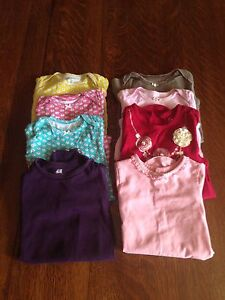 18 month lot - Baby Gap, Carters, H&M, Pekkle