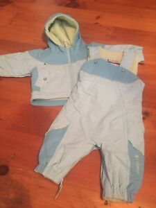 Columbia Snowsuit - Tags Attached - 6 months