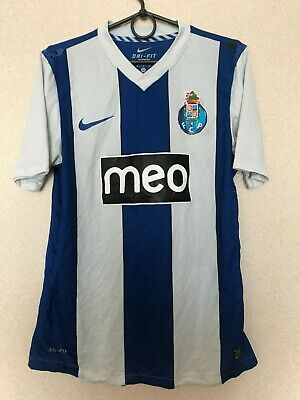 Porto Home football shirt 2011-2012 Nike Player issue Jersey image