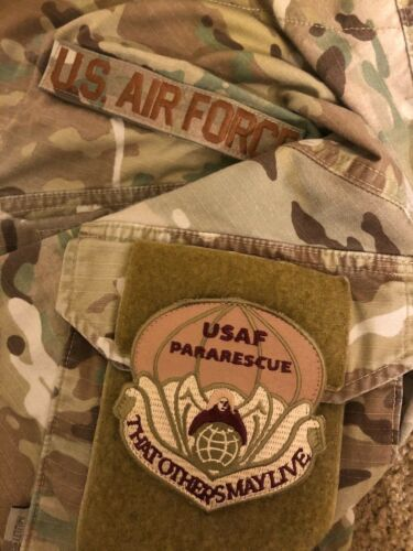 Pararescue / PJ / U.S. Air Force