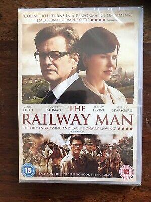 The Railway Man (DVD) (2014) Colin Firth