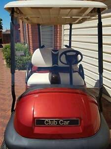 GOLF CART.  RUNS WELL with GOOD BATTERIES Geraldton Geraldton City Preview