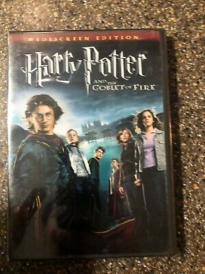 Harry Potter and the Goblet of Fire - DVD New Factory Sealed - Free Shipping