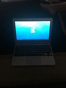 2 Samsung chrome books