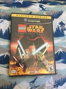 Lego StarsWars The video game gamecube
