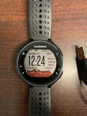 Garmin Forerunner 235 With Heart Rate Monitor