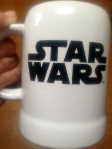 Authentic Numbered Edition Collectors Star Wars Mug