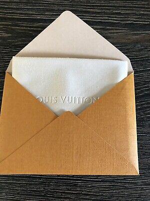 Original Louis Vuitton Putztuch Brillenputztuch