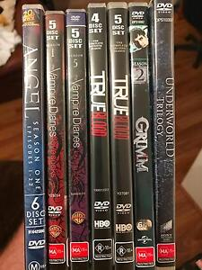 DVDs TV series Cardup Serpentine Area Preview