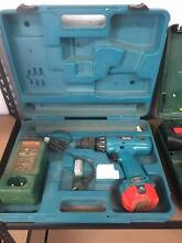 Makita Cordless Drill 6213D with charger, battery and case Adamstown Newcastle Area Preview