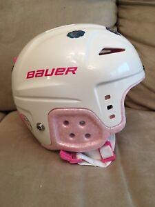 Bauer kids hockey / skating helmet