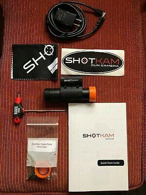 ShotKam video camera 2019 model wifi hunting sporting clays skeet trap