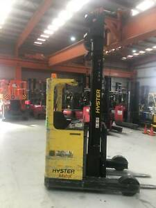 H10959 1.6T Battery Electric Reach Sit Down Truck Springvale Greater Dandenong Preview